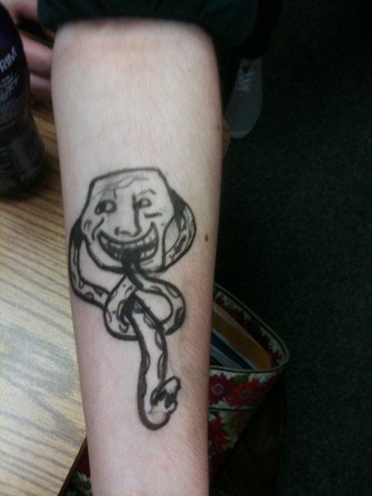 A new type of Death Eater has emerged!
