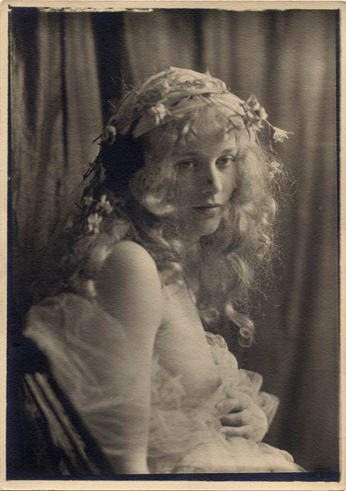Dolores Costello -c. 1920s Photo by Charles Gates Sheldon