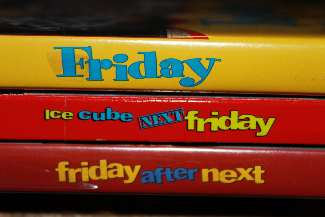"""Friday"", ""Next Friday"" and ""Friday After Next"""