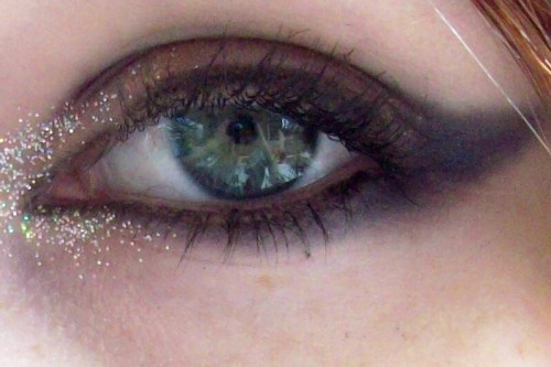 you can see my hands holding the camera in my eye.. it actually looks like I'm holding my pupil. awesome :D (old picture)