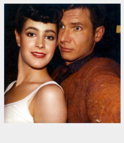 Blade Runner Polaroids | Sean Young & Harrison Ford