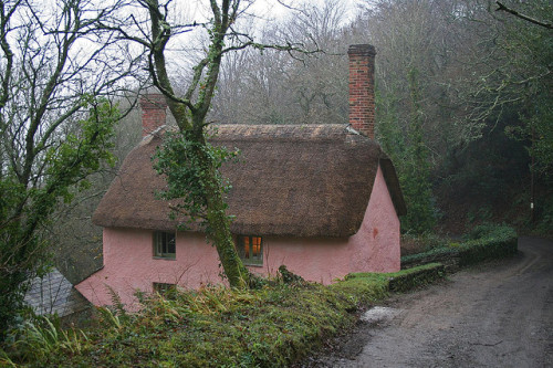 iambenjamin:  Fairytale cottage by Moggins on Flickr.