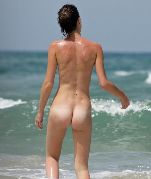 nudism-life:  This reminds me of the light near Tulum, Mexico. There's a brilliant, nearly blinding sheen at midday—it makes everything look a bit surreal and in very sharp focus.