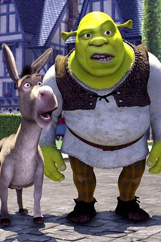 I love Shrek.
