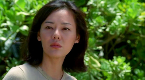 Kwon Sun-Hwa on LOST, played by Yunjin Kim.
