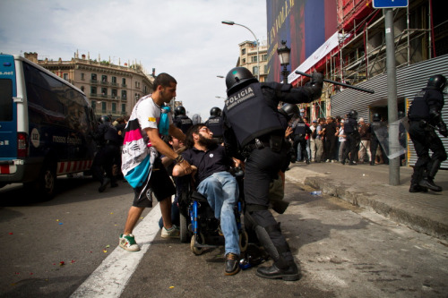 This is happening now in Spain. PLEASE REBLOG