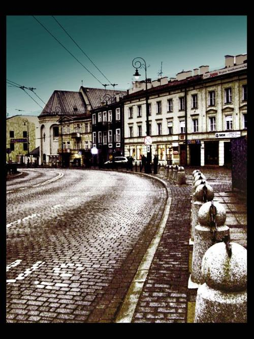 polandisgreat:  Lublin by ~klakierek  Winter in Lublin.
