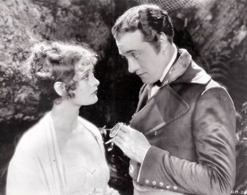 Dolores Costello and Conrad Nagel Glorious Betsy - (1928)