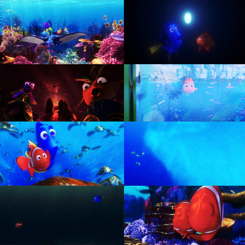 30 Days of Disney; Day 06: Favorite Pixar Film: Finding Nemo