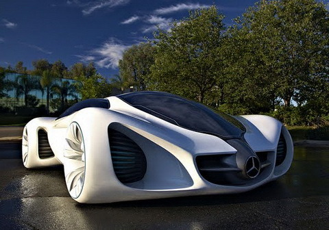 extreme Mercedes Benz Biome