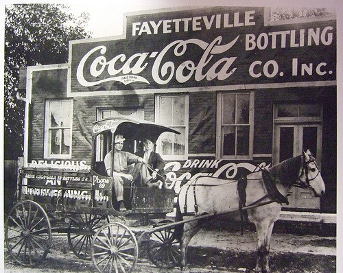 "culturallyconfusedrach:  In the South, all sodas are referred to as ""cokes."" Never as pop or soda. See example below.   Waitress: What can I get ya' to drink? Customer: I think I'll take a coke, please ma'am. Waitress: What kind? Customer: Sprite. Thank you Waitress: You're welcome, darlin'   Guess we know which brand we like (which kills me because my school is a Pepsi school)!"