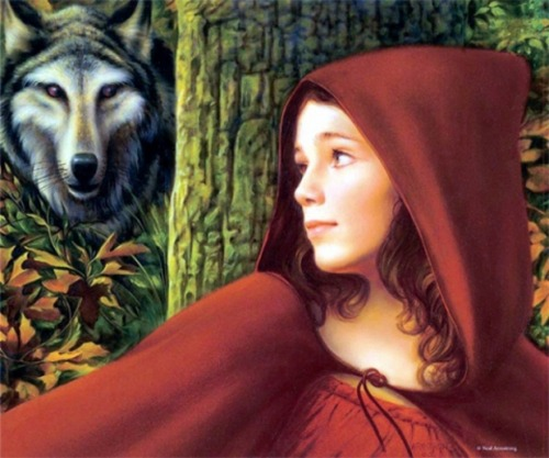 Neal Armstrong - Little Red Riding Hood