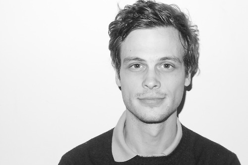 Continuing the theme of Matthew Grey Gubler, here's another picture of, well, Matthew Grey Gubler.