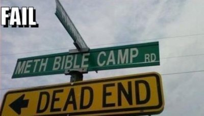 Bible Camp: Dead End (via hipstarwars)