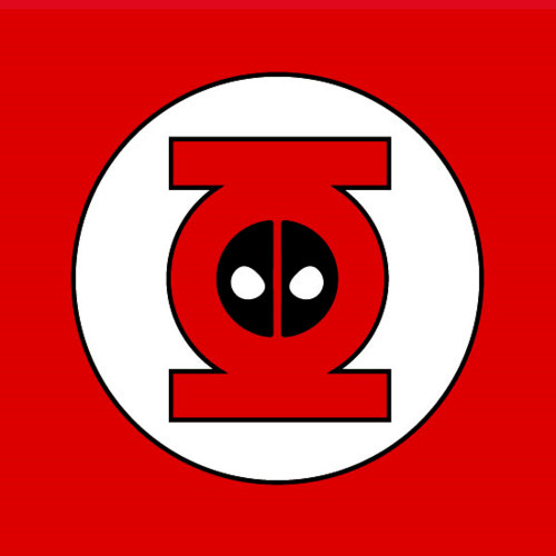 popularhistorian:  comicbookgeek:  deadpool CORPS :D  Let me in!  Brilliant!