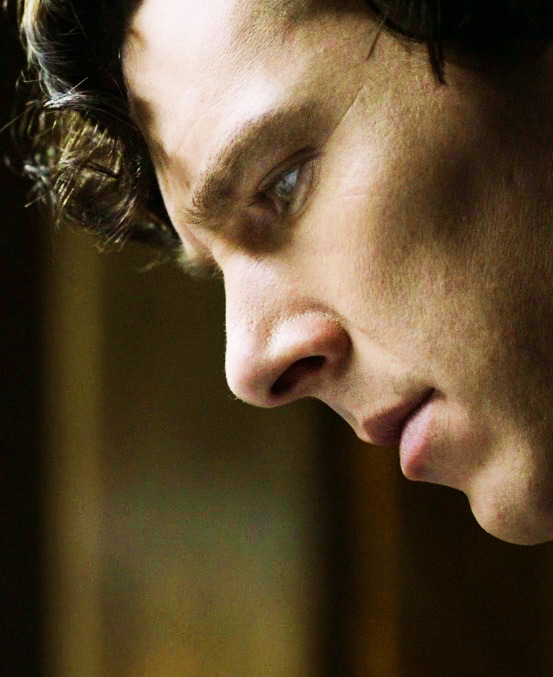 sherlockjonesatyourservice:  Dear lord, that profile. O.O