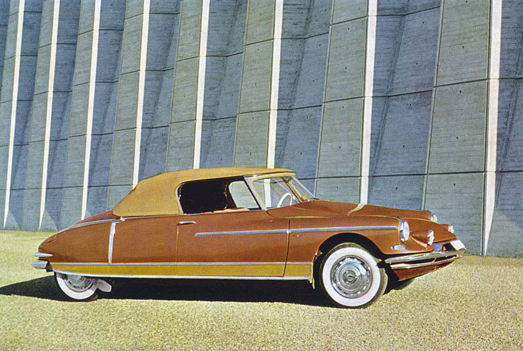 goodoldvalves:  Citroen DS19 Convertible Chapron (1958) Just when you thought you couldn't find a prettier DS. This is lovely.
