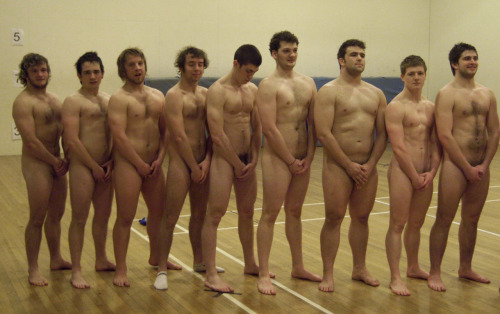 REAL MEN NAKED