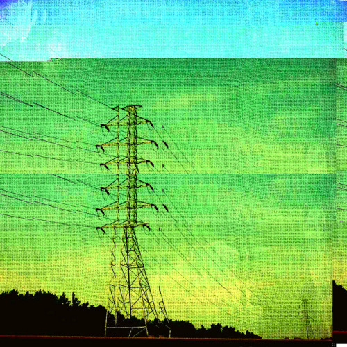 Decimated Power Lines by Lulú De Panbehchi on Flickr.