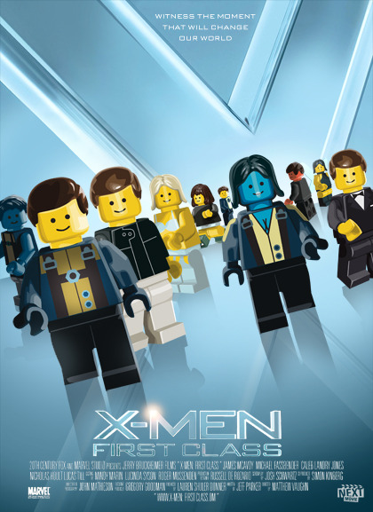 Going to review X-Men: First Class (comics) next—even though it has nothing to do with the upcoming movie.
