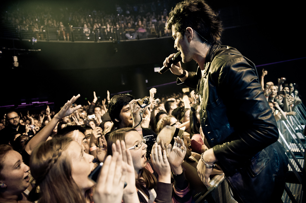 …The Script at Club Nokia Check out the full gallery here.