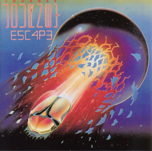 "Journey ""Escape"" 1981"