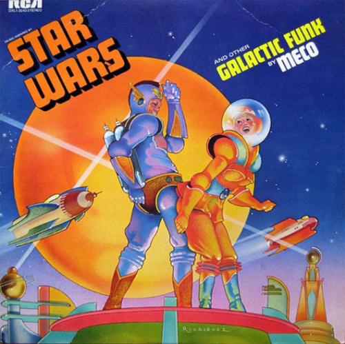 "Meco - ""Star Wars and Other Galactic Funk"" 1977"