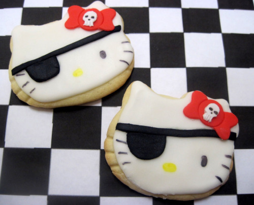 Hello Kitty Pirate…ARGH!