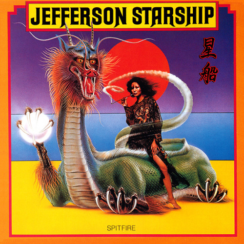 "Spitfire - ""Jefferson Starship"" 1976"