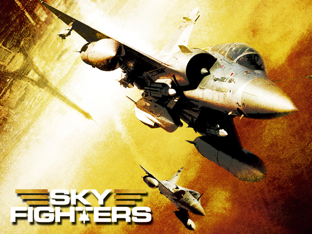 les chevaliers du ciel sky fighters
