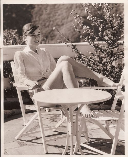 Your Daily Audrey…