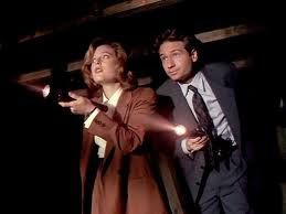 Skully and Mulder. <3