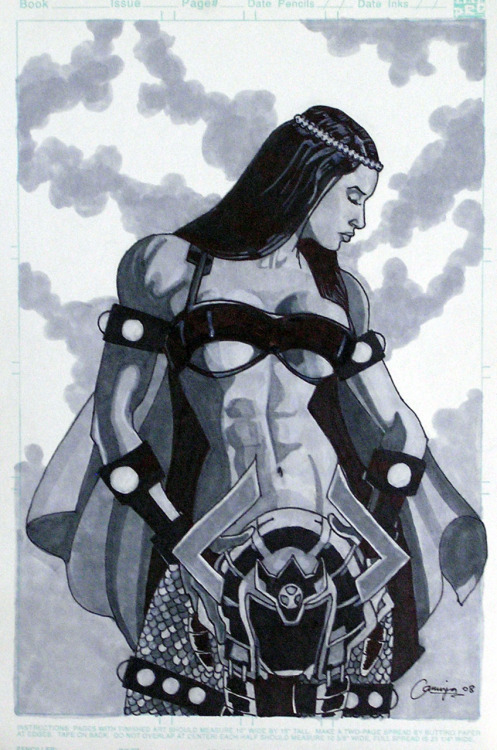 vyvyansboots:  Have some Barda, tumblr  This is one of the loveliest portraits of Barda I've come across. Very nice.
