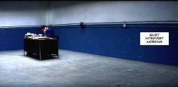 In photo: Barry Egan, Punch-Drunk Love (2002)