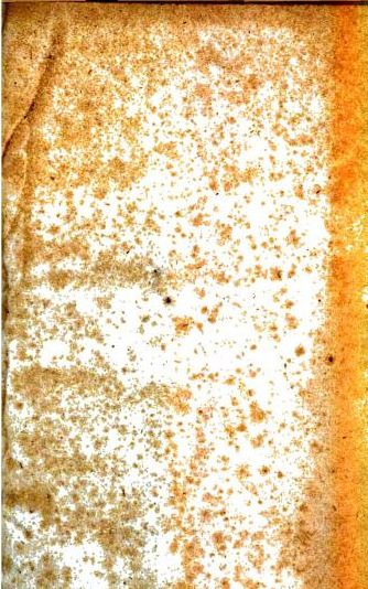 Endpaper with filter (and mold?) From front matter of Fabulae Graeco-Latinae by Aesop (1812). [Here]