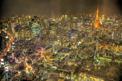 throughouttheworld:  Tokyo, Japan