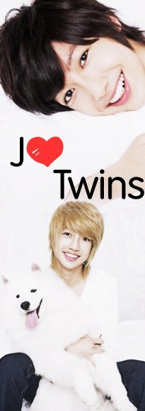 6boyfriends:  Reblog if you love the JoTwins as much as me :)