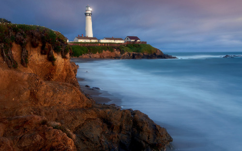 Pigeon Point Lighthouse Sunset by Matt Granz Photography on Flickr.