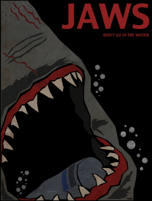 Jaws Made and submitted by Adam Benedict