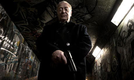 You've failed to maintain your weapon, son. - Harry Brown  Harry Brown: The story of a vigilante Pensioner. What more do you need to know? That Micheal Caine, one of my favorite, and one of the best does one of his best performances. That Daniel Barber, directs a masterpiece. And that the writers have made a mirror into gang violence that had my mum shuddering plenty-a-time. I also have to mention the sound engineering as it played a crucial role in telling the story of Harry Brown.