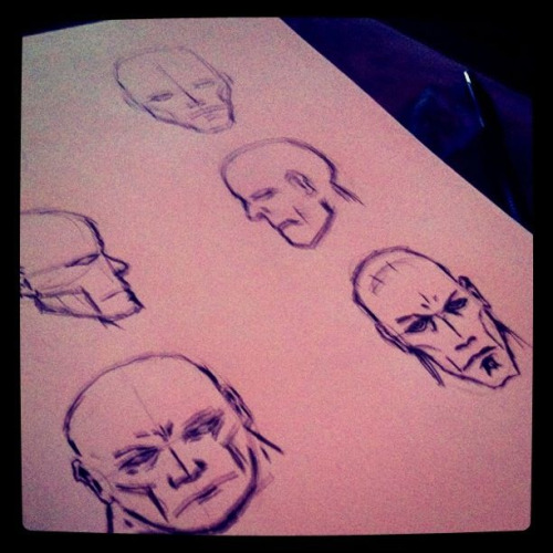 Sunday sketching ( taken with Instagram )