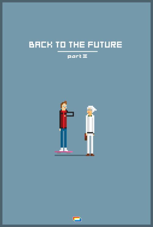 """Back To The Future: Part 2"" By J. Castaneda"