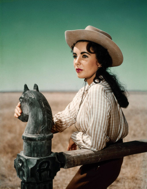 butterfield08:  For Elizabeth Taylor, who always lived between the Big Reata and the rest of the World.