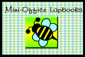 "Mini-Office LapBooks #elemchat #spedchat ""What's a mini-office, you ask? Essentially it's a one-stop place for all those essentials that the kids might need while working on their school work. They can prop it up and find quick answers to some of their common questions."" These are really neat. I think that they might work well in centers. They fold up easily and once they are laminated they should last a couple of years. Kids could help put them together. You can make them as big or small as you want them. Kids could even use them at their desk. I can just imagine the hundreds of ways these can be customized.  More Mini-Office Links http://jmeacham.com/mini.offices.htm Includes many printables. http://www.teachingheart.net/minioffice.html More printables to make great mini-offices. (scroll down for all the freebies) http://www.mrsdryzal.com/minioffice.html Writing mini-office ideas. Writing Checklist 4 to a sheet…print a bunch to use with a writing office.  screenshot via  Home School Creations"
