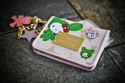 Hello Kitty x Tokidoki ID Wallet