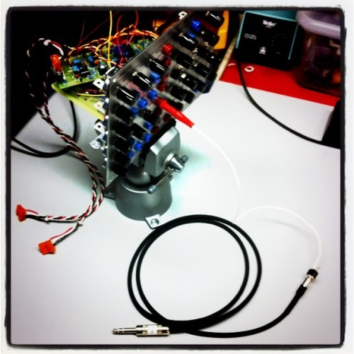 About to make its first sound.  (Taken with instagram)