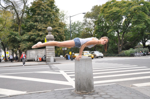 get-healthy—get-fit:  That's what I call planking. ^_^