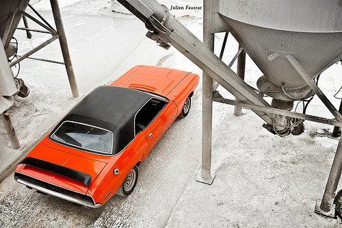 Watchdog Starring: '71 Dodge Challenger (by Valkarth)