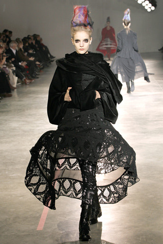 EXHIBITION: Yohji Yamamoto From 12 March - 10 July 2011, the Victoria and Albert Museum is launching an exhibition dedicated to the work of avant-garde fashion designer Yohji Yamamoto. Known best for challenging the traditional notions of fashion, Yamamoto became internationally renowned during the early 1980s for his garments that seemed oversized and unfinished. The retrospective will highlight over 60 of the designer's creations, including his menswear, in a series of site-specific installations that stretch across the city of London.
