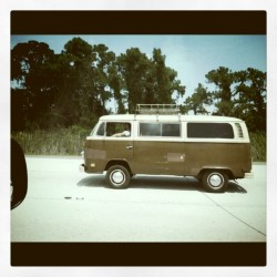 The only Van I would ever drive.. (Taken with instagram)